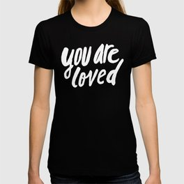 You Are Loved x Mustard T-shirt