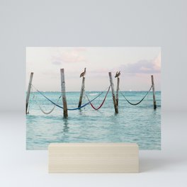 Sunrise on the Caribbean Mini Art Print