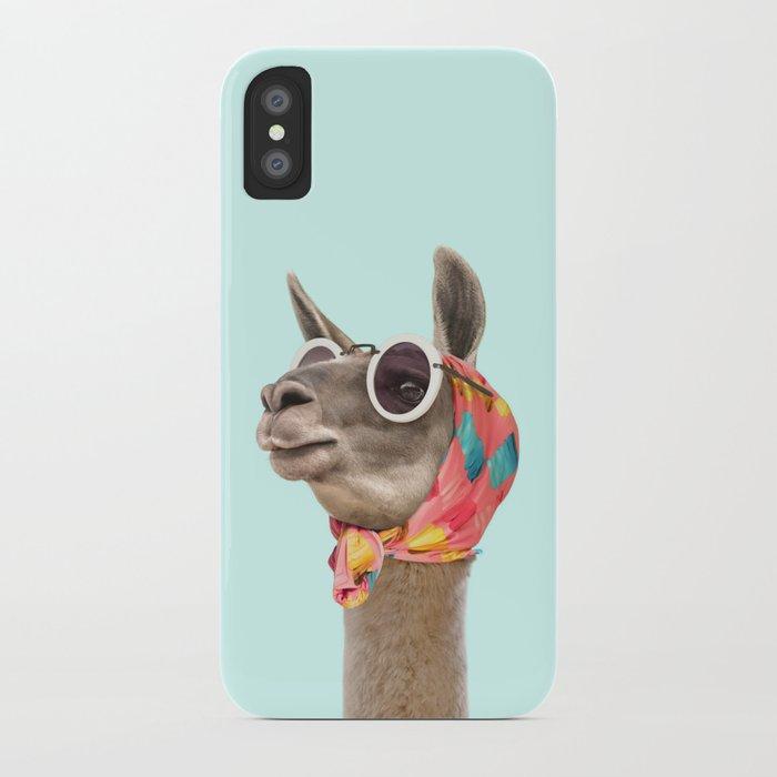 fashion lama iphone case