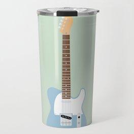 Flat Telecaster custom 7 Travel Mug