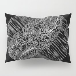 Inverted Rift Pillow Sham