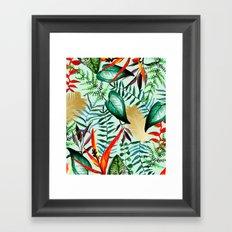 Paradise #society6 #decor #buyart Framed Art Print