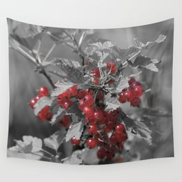 Redcurrant Wall Tapestry