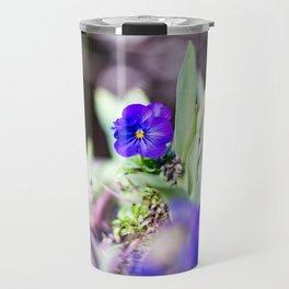Lovely Little Flower Travel Mug