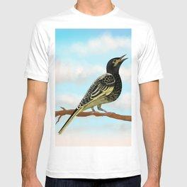The Regent Honeyeater - Australian Precious Bird T-shirt