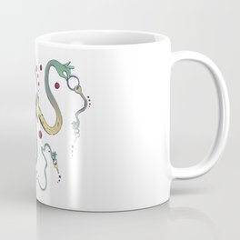 Handsy Keys by Maisie Cross Coffee Mug
