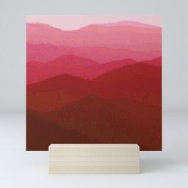 Hunter Mountain Sierra Mini Art Print