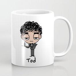 Tod The Butler Coffee Mug