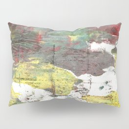 Wenge abstract watercolor Pillow Sham