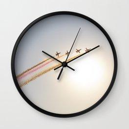 General Dynamics F-16 Fighting Falcon Wall Clock
