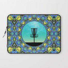 Disc Golf Abstract Basket 5 Laptop Sleeve