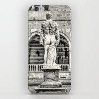 hercules iPhone & iPod Skins featuring Hercules' back by Roberto Pagani