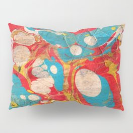 Abstract Painting ; Aurora Pillow Sham