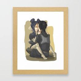 Romin Framed Art Print