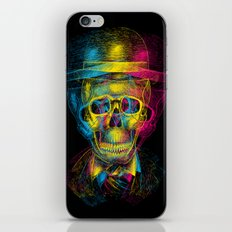 Worked to Death iPhone & iPod Skin