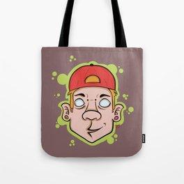 Hip Hop guy Tote Bag