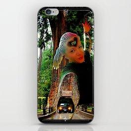 Chandelier Tree Jelena iPhone Skin
