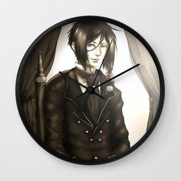 Sebastian Michaelis - The Watchdog's Butler Wall Clock