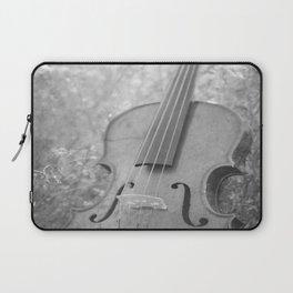 Violin Nature Laptop Sleeve