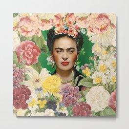 Frida Kahlo IV Metal Print