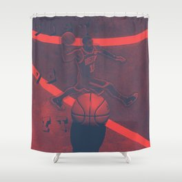 just do it again Shower Curtain