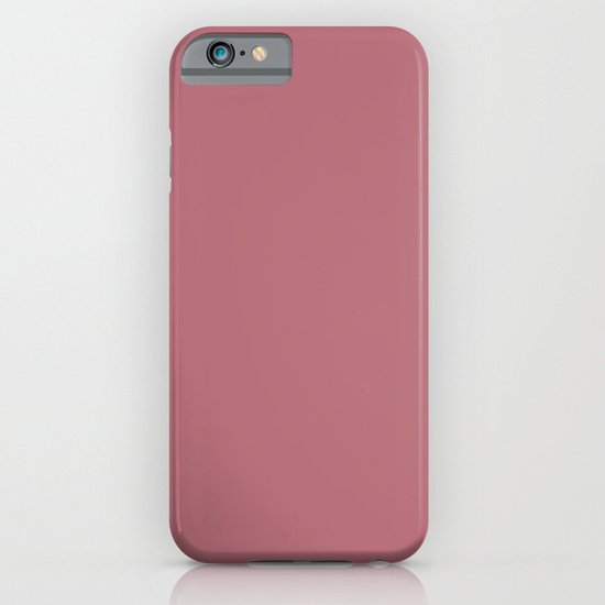 Rose gold iPhone & iPod Case