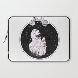 Pray The Universe Laptop Sleeve
