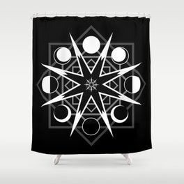 Wheel of Time One Shower Curtain