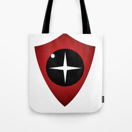 Red Sight Tote Bag