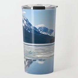 Canada, Japser NP : Maligne lake Travel Mug