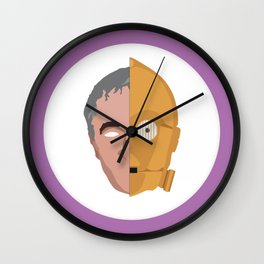 C3P0 / Anthony Daniels Wall Clock