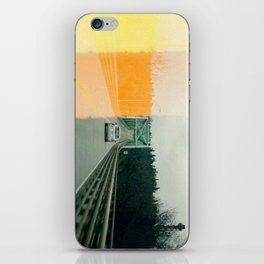 upstate new york iPhone Skin