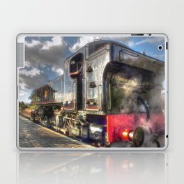 Steam Locomotive 1501 at Bewdley Laptop & iPad Skin