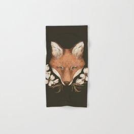 The Fox and Dogwoods Hand & Bath Towel