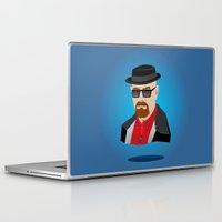 heisenberg Laptop & iPad Skins featuring Heisenberg by Kody Christian
