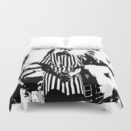 What's That Fuss? Duvet Cover