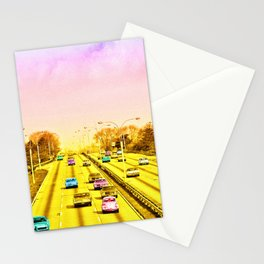 All American freeway Stationery Cards