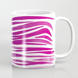Pandanus Bark - Magenta Coffee Mug