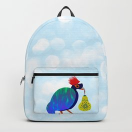 A Partridge in a Pear Tree Backpack