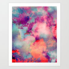 Untitled 20110625p (Cloudscape) Art Print