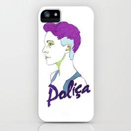 Polica iPhone Case