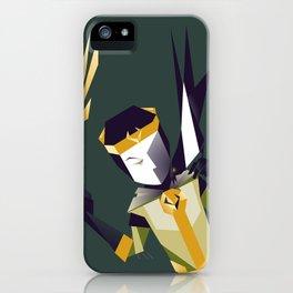 Kid Loki iPhone Case