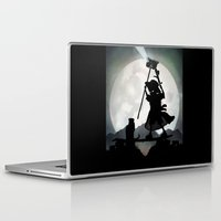 gandalf Laptop & iPad Skins featuring Gandalf Kid by Andy Fairhurst Art