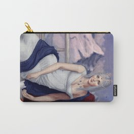 winter princess Carry-All Pouch