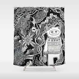 Norwood Shower Curtain