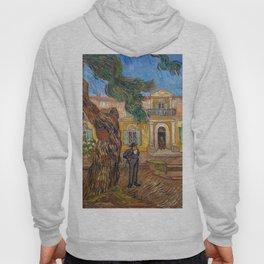 Vincent Van Gogh - Saint-Paul Asylum in Saint-Remy Hoody