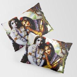 Hindu Krishna 3 Pillow Sham