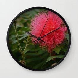 Ohi A Lehua Wall Clock