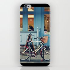 Boulangerie iPhone & iPod Skin