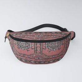 Traditional Rug - Pink Fanny Pack